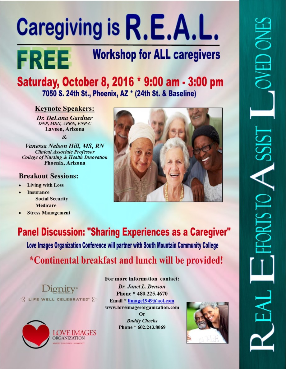 caregiving Flyer 2016