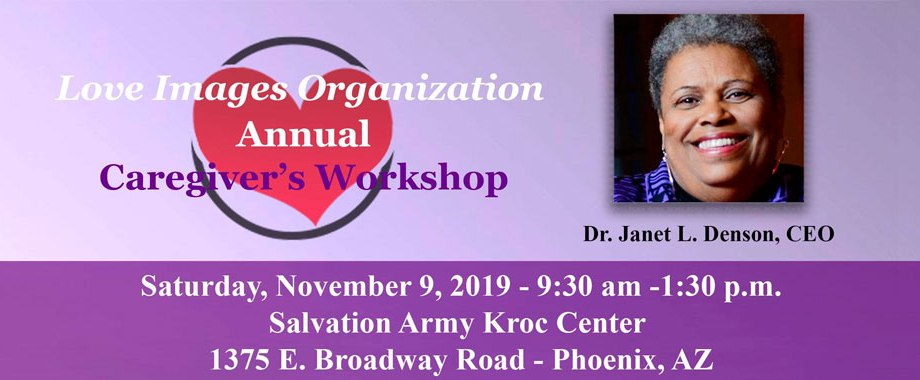 2019 Caregiving Workshop Flyer