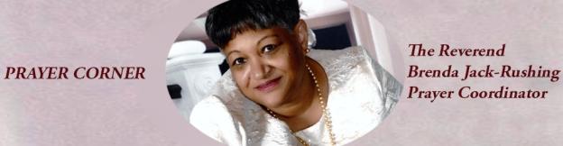 The Reverend Brenda Jack-Rushing
